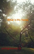 What Is My Name by writingdreamer15