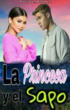 La Princesa Y el Sapo by Pecas_Brown