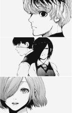 amar otra ves (haise\kaneki y touka) by yakuza72