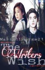 The Writer's Wish (Vampire Story) by MarielLouise23