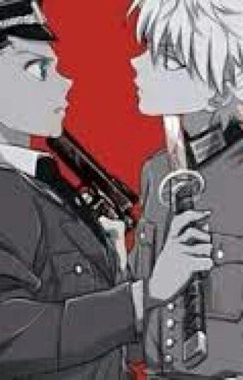 officer Gon x criminal killua {ON HOLD}