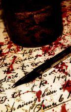 Death Note (Poem) by beccaangelxx4