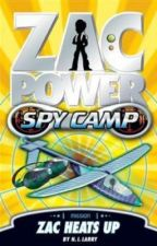 Zac Power- SPY CAMP- Zac Heats Up by chelsey_kate
