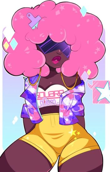 Your My Strong Woman (A Garnet X Reader fanfic)