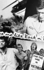 Love me like Rock n' Roll. by MarksOfCain