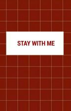 stay with me;hkm+reader by -alxce