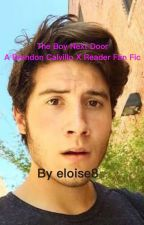 The Boy Next Door (Brandon Calvillo x reader) by eloise8