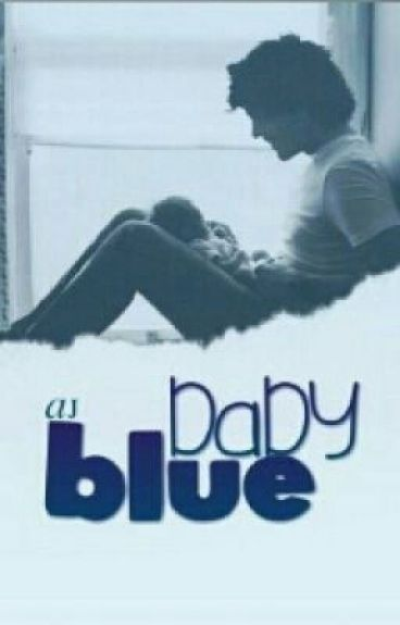 Baby blue //Larry Stylinson//m-preg// SK