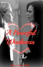 SwanQueen: A Powerful Weakness (Lesbian Stories) by beccaswanmills