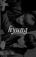 hyung ━ yoon.kook by yu-gyeom