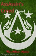 Assassin's creed Egypt by AdhamAyman788