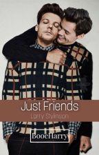 Just Friends -Larry Stylinson- by BooeHarry