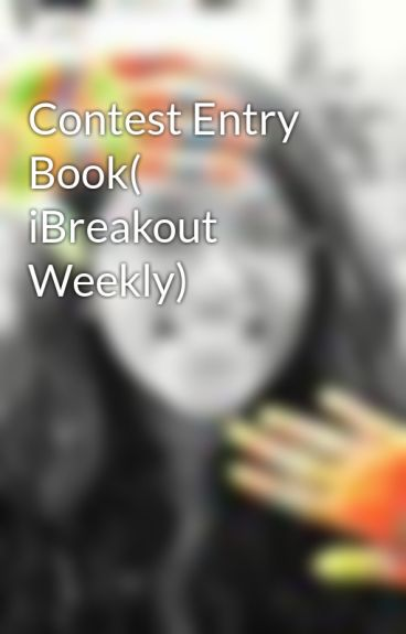 Contest Entry Book( iBreakout Weekly) by BeingASuperNinja