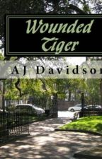 Wounded Tiger by ajdavidson