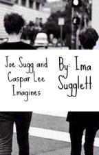Joe Sugg and Caspar Lee Imagines by ImASugglett