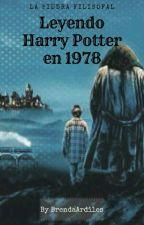Leyendo Harry Potter en 1978(La Piedra Filosofal) by BrendaArdiles