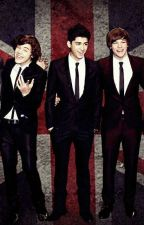 One direction  imagines by dalia_L