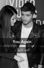 You Again | انت ثانيتا by NaDa112