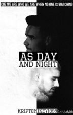 HIATUS As day and night / Ziam by kriptoMikey1998
