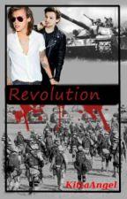 Revolution - III° della trilogia by KittaAngel