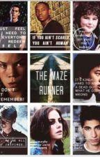 Wiped ~maze runner fanfic~ by Beautiehunter101