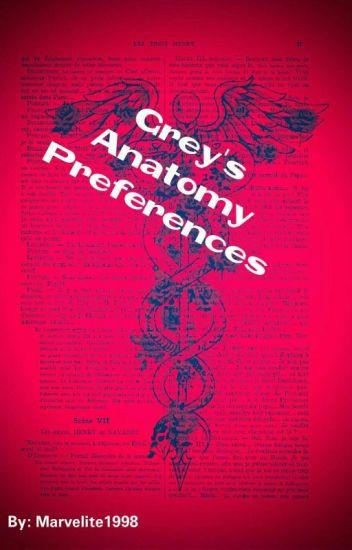 Grey's Anatomy Preferences