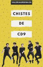 Chistes de CD9  |TERMINADA| by VaaleriiaMicheelle