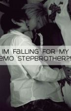 Im falling for my emo stepbrother?! (BOYXBOY) by devilprincess_