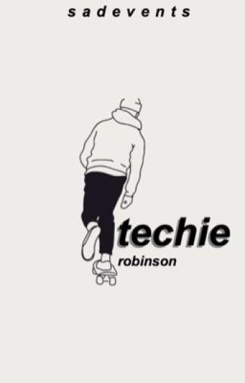techie // nick robinson