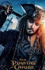 Piratas del Caribe y la leyenda del tesoro Esmeralda. (Jack Sparrow y tú) by Reina_Lu_98