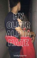 My Older Alpha Mate by lolskylaaarrrr