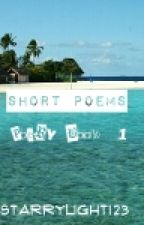 Short Poems by StarryLight123