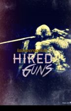 Hired Guns by taimoordanish