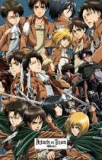 Attack on Titan X Male Reader by X_XBlankX_X