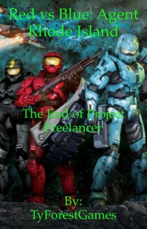 Red Vs Blue Agent Rhode Island The End Of Project Freelancer