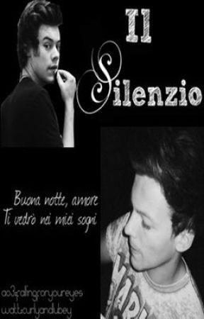 Il Silenzio (Larry Stylinson Oneshot) by curlyandlubey