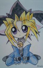 Chibi neko trouble by Dragon-kid789