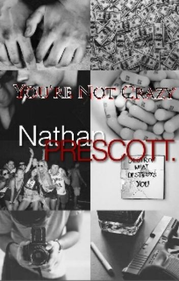 You're Not Crazy - LIS Nathan Prescott