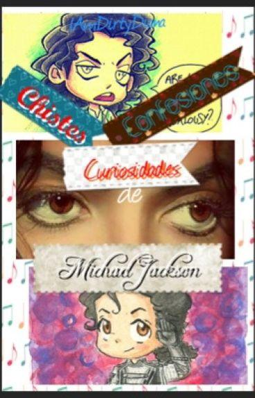 Chistes, Confesiones y Curiosidades De Michael Jackson