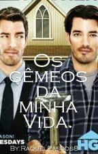 Os Gêmeos Da Minha Vida. by RaquelPassos8