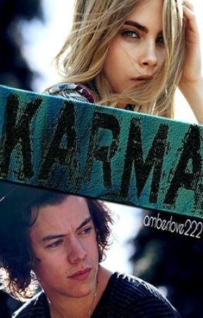 Karma ||H.S|| by amberlove222