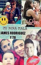 Mi niña mala (James Rodriguez y tu ) by laumelijeans