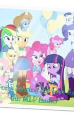 MLP: Sing For Love And Power (an MLP fanfic) by mlp4ever16