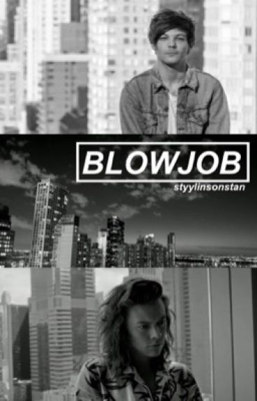Blowjob // Larry Stylinson