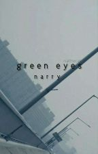 green eyes; narry by niallthecat