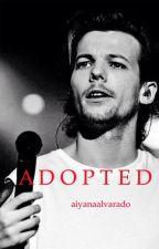 Adopted || Louis Tomlinson by aiyanaalvarado