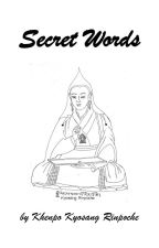 Secret Words by kyosangrinpoche