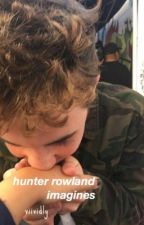 Hunter Rowland Imagines by slowlyruined