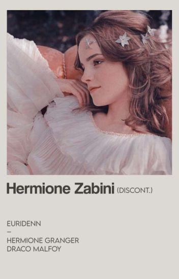 Hermione Zabini ||Dramione (DISCONTINUED)