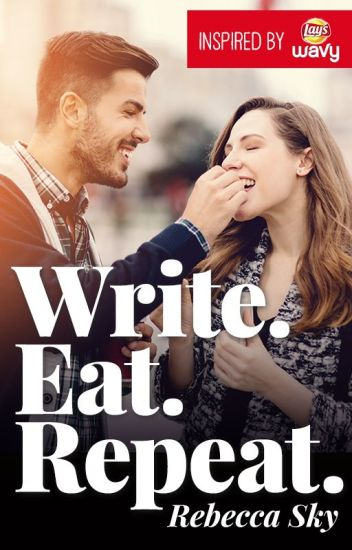 Write. Eat. Repeat.